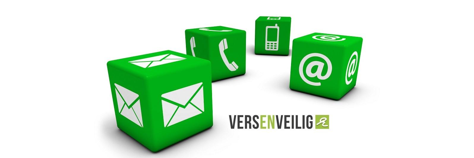 Vers En Veilig Contact Telefoon Email Website Adres Service Klantenservice