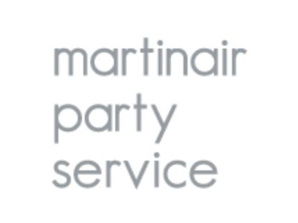 Referentie van Martinair Party Service